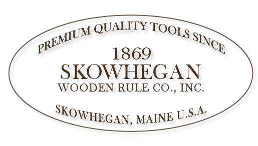 Skowhegan Wooden Rule